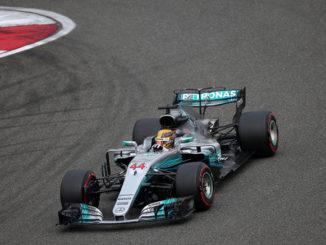 Nella foto Lewis Hamilton