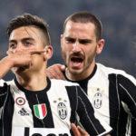 Una super Juventus distrugge il Barcellona