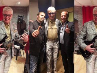 Nella foto, Alberico Lemme, Claudio Ferrara e Luigi Concilio