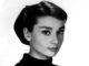Nella foto Audrey Hepburn