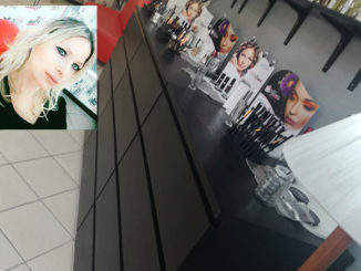 Nella foto la Make Up Artist Pina Concilio