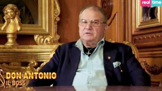 Nella foto Don Antonio Polese