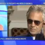 """""""Vedrai con i tuoi occhi""""… gaffe della D'Urso con Bocelli – VIDEO"""