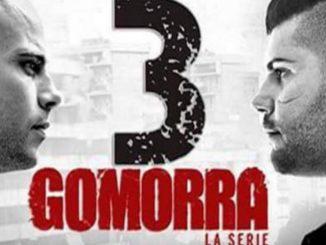 Locandina della serie tv Gomorra 3