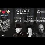 "Martedì 31 ottobre ""Angels of  Love"" presenta KINGS OF HOUSE NYC"