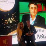 Maurizio Pasca premiato con il Golden Moon Awards