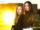 La posta di Marika e Giulia Ferrarelli Nella foto, da sinistra verso destra Giulia e Marika Ferrarelli (Ph. Marco Sommella)