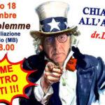 Sabato 18 novembre Alberico Lemme contro tutti!!!