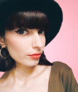 Nella foto Sabrina Banci