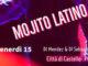 mojito latino. Locandina del Mojito Latino di venerdì 15 dicembre