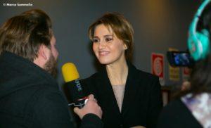 Intervista Paola Cortellesi (Ph Marco Sommella)