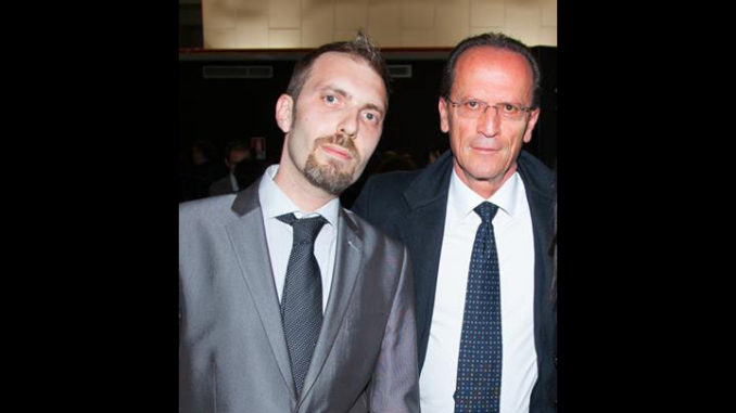 discoteche. Luigi Concilio e Claudio Ferrara