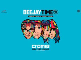 Deejay Time al Cromia
