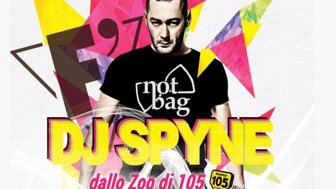 Dj Spyne al Fashion di Quart (AO)