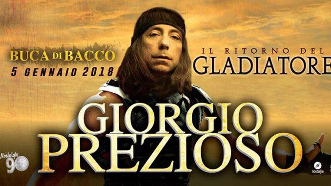Giorgio Prezioso