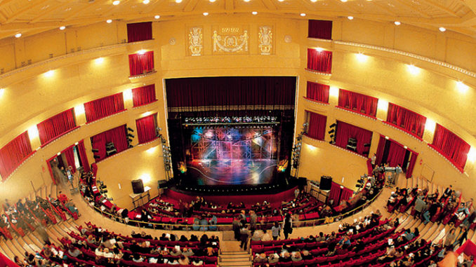 Teatro Augusteo Napoli