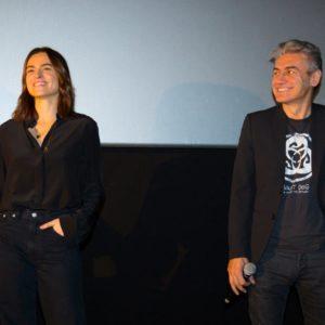 Kasia Smutniak E Luciano Ligabue (Ph. Marco Sommella)