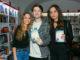 Nella foto da sinistra Giulia Ferrarelli, Francesco Sole e Marika Ferrarelli (Ph. Marco Sommella)