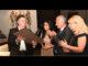 Maurizio Pasca e Fbiana Pacella insieme ai genitori di Fabrizio Aspromonte