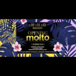 Molto Club & Restaurant – Carate (MB) Opening Party