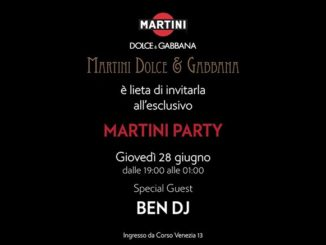 Ben Dj. Festa Martini