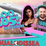SqualOdissea, Squalo e Ines Trocchia in viaggio verso Miami!! +VIDEO+