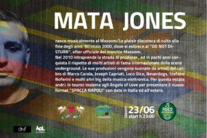 Mata Jones