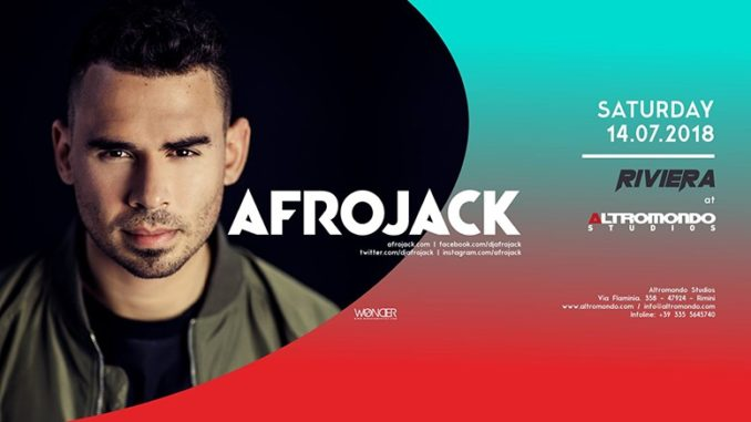AfroJack - Altromondo Studios