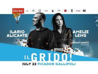 Ilario Alicante e Amelie Lens