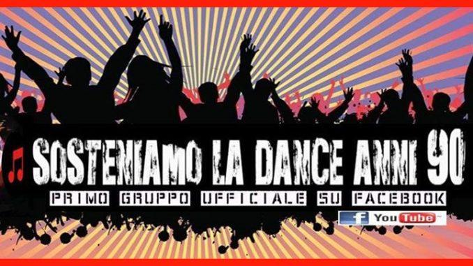 dance anni 90. Sosteniamo la Dance Anni '90