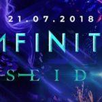 Infinity riporta il mito a Villa Papeete