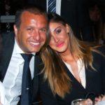 Marco Sommela e Belen Rodriguez
