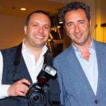 Marco Sommella e Paolo Sorrentino