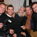 Marco Sommelle, Sal Da Vini, Patrizio Rispo, Mario Porfito e Mimmo Esposito