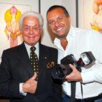 Marco Sommella e Roberto Capucci