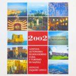 Calendario Azienda Autonoma di soggiorno cura e turismo di Napoli