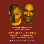 JEFF MILLS E LEN FAKI AL CRIME FEST