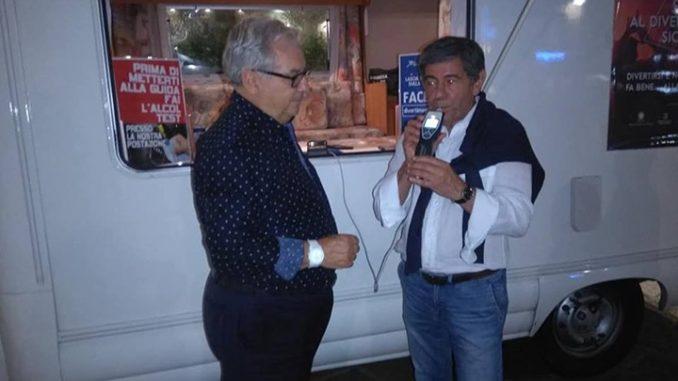 Nella foto a sinistra Ernesto Mendola, presidente provinciale Parma Silb