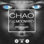 Fullmoon Party Rimini – festa sotto la Luna