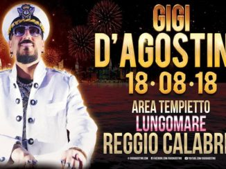 Gigi D'Agostino a Reggio Calabria