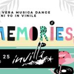 Rememories 90 party a Marina di Pisa