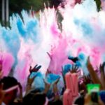 Ben Dj scatena la Color Run Milano