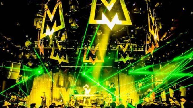 Mamacita Mia Clubbing