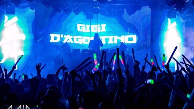 Gigi D'Agostino al Mia Clubbing Ph. LorenzoTnc.com
