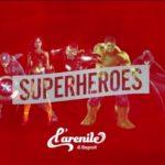 Muevelo Superheroes all'Arenile di Bagnoli