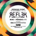 Ritorna il Reflex Club a Pisa : buona musica, grande impianto e tanti amici