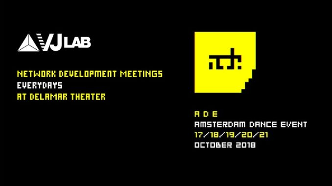 Vj Lab Booking Agency all'Ade di Amsterdam