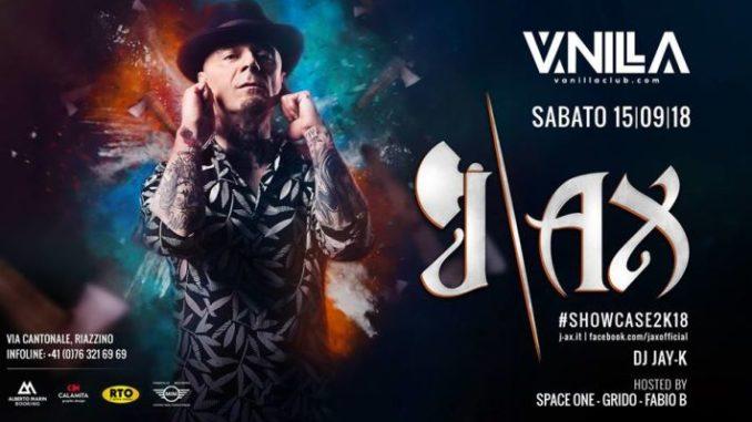 J-Ax al Vanilla Club