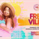 Villa Bonin presenta Free Villa – divertimento senza pensieri