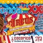 Tunga XXL, per una notte torna a casa Cocorico!!